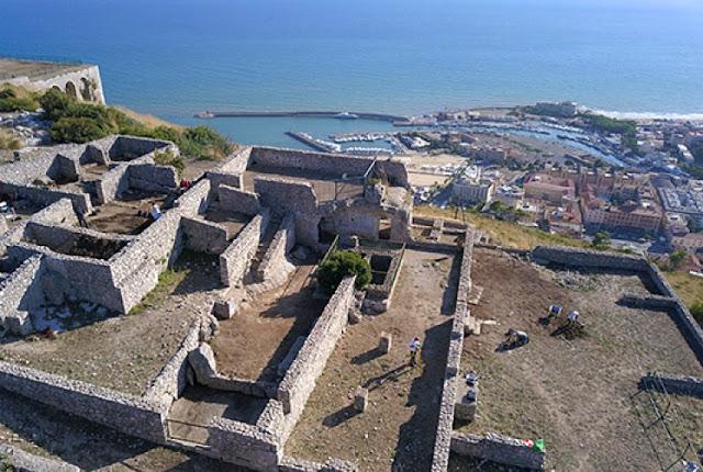 Terracina: A cosmopolitan city near Rome