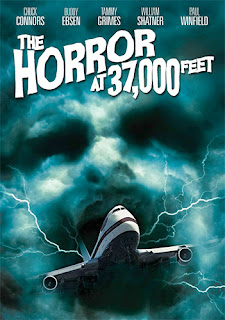 DVD cover art - The Horror at 37,000 Feet (1973)