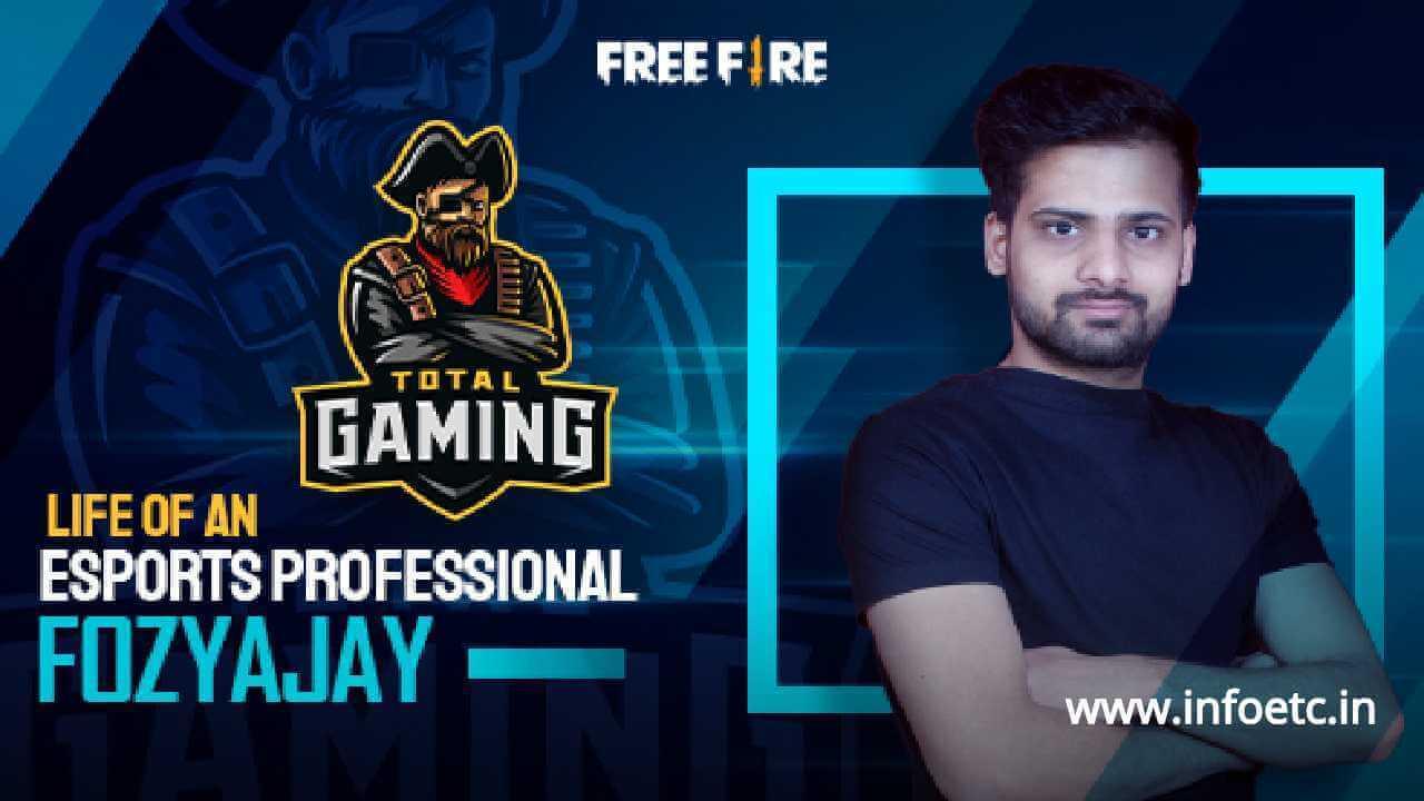 FozyAjay Free Fire Esports Player