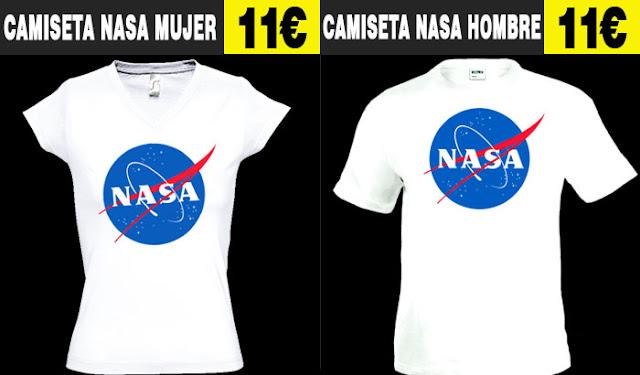 Precio camisetas Nasa para web