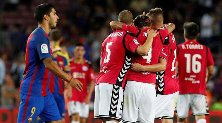Image result for برشلونة وديبورتيفو الافيس