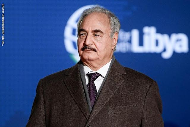 """وسط التوتر مع تركيا.. خليفة حفتر يعلن بدء """"المعركة الحاسمة"""" على طرابلس: دقت ساعة الصفر"""