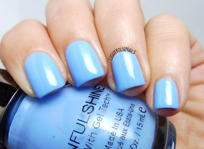 Sinful Shine Alfresco #smalto #nails #lightyournails