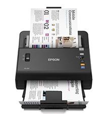 Epson WorkForce DS-760 Scanners Pilotes Téléchargements