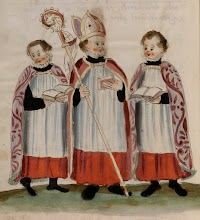 Customs and Traditions: The Boy Bishop