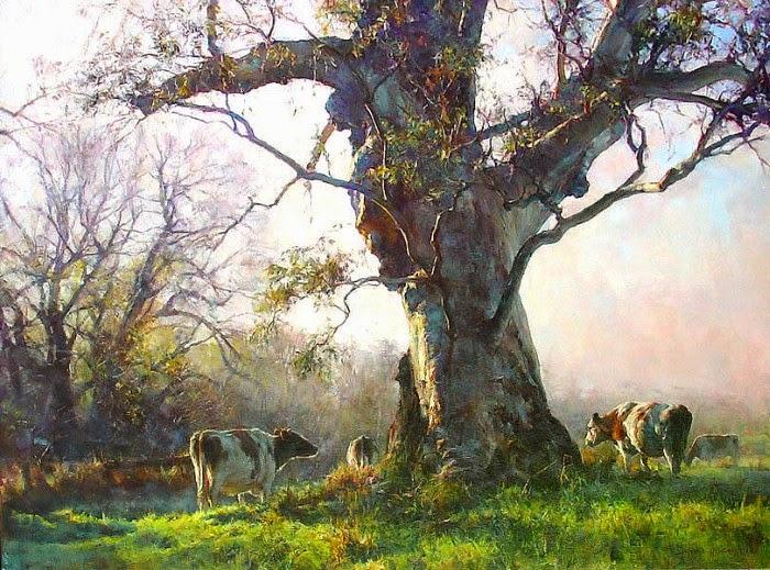 Реалистическая живопись. John McCartin