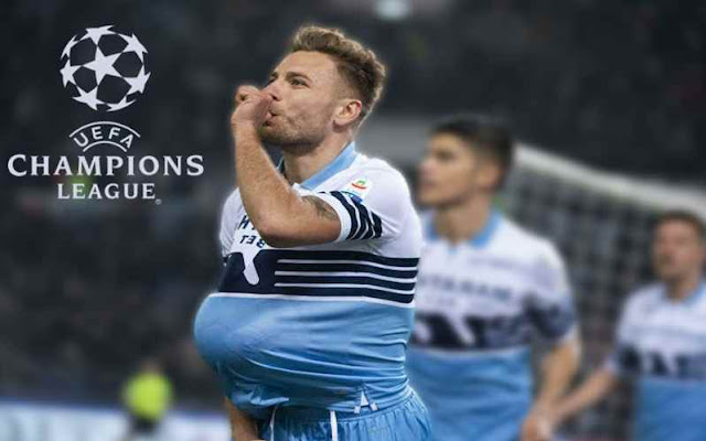 Lazio sealed Champions League spot after 13 years
