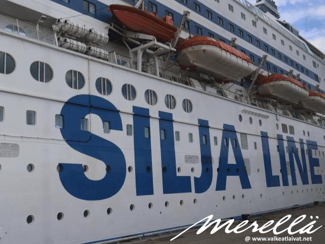 Riika satama Tallink Silja