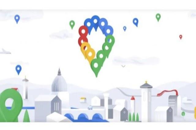 Google Maps ला 15 वर्ष पूर्ण