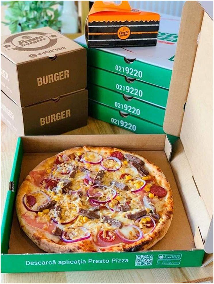 Cea mai delicioasa pizza din Bucuresti