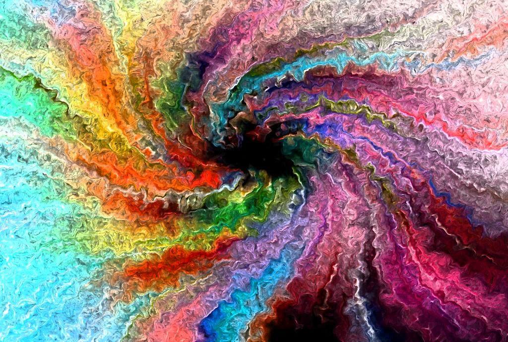 Mix Colour Dreamy Digital Art Wallpaper