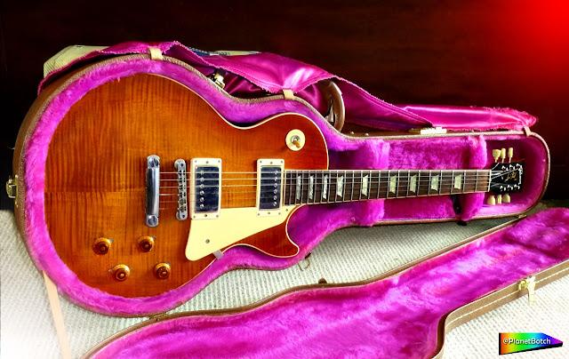 Gibson Les Paul '59 Sunburst Vintage Reissue