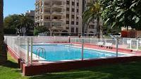 apartamento en alquiler playa els terrers benicasim piscina