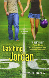 Catching Jordan 1, Miranda Kenneally