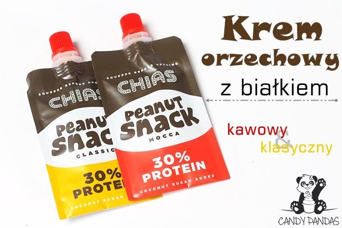 Peanut snack protein 30% – Chias