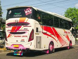 Sejarah PO Murni Jaya Lengkap hingga Seri Bus