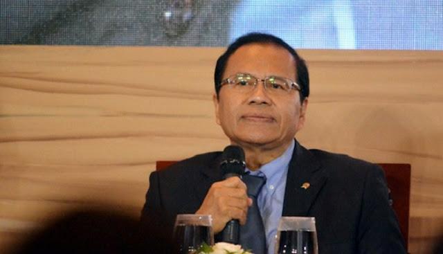Diserang Ribuan Buzzer Norak dalam Seminggu, RR: Saya Yakin Bukan Perintah Pak Jokowi dan Mas Moeldoko
