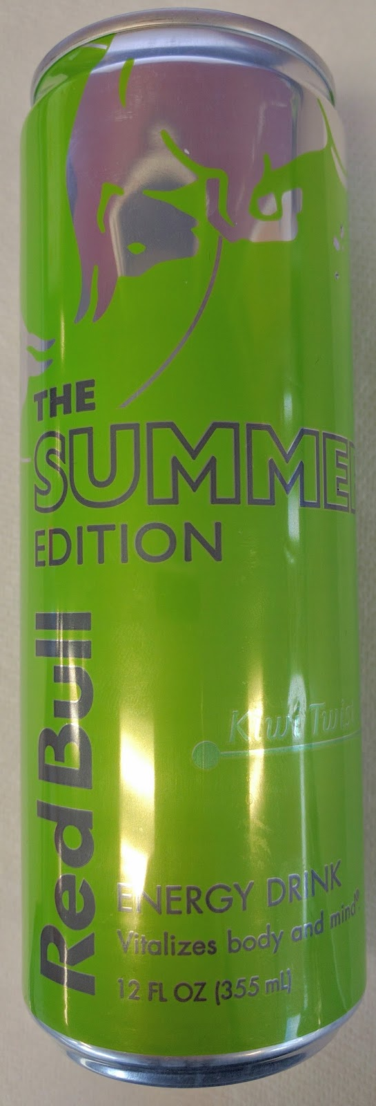 caffeine king red bull the summer edition kiwi twist energy drink review. Black Bedroom Furniture Sets. Home Design Ideas