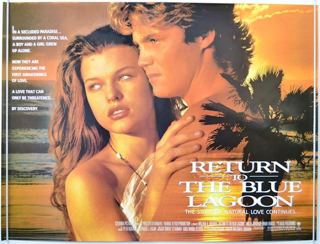 Trailer film Return to the Blue Lagoon - Intoarcerea la laguna albastra (1991) cu Milla Jovovich