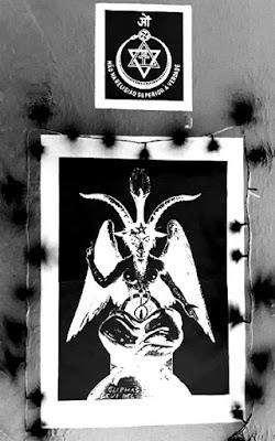 magicae ars, ocultismo, arte, poesia, poesia ocultista, baphomet, belzebu, magia, poemas ocultistas