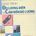 SÁCH SCAN - Giáo trình Đo lường điện và cảm biến đo lường (Nguyễn Văn Hòa Cb)