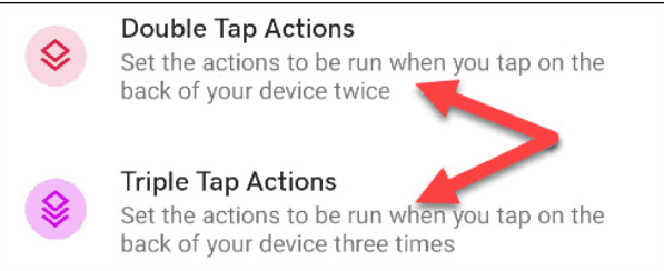 كيفية تفعيل مساعد قوقل Google Assistant بالنقر من الجزء الخلفي للهاتف