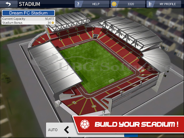Dream League Soccer APK v3.09 - UBG Software