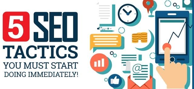 advanced seo tactics drive more website traffic