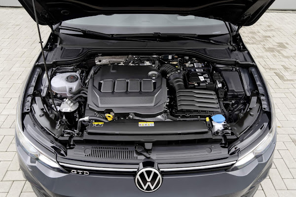 Volkswagen Golf GTD 2021