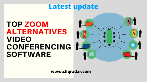 Video Conferencing Software Zoom Alternatives