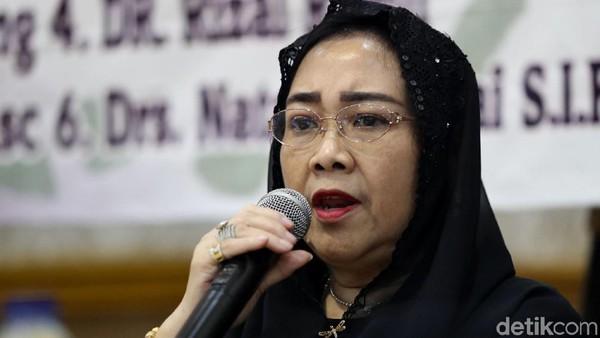 Jenazah Rachmawati Masih di RSPAD, Pemakaman Tunggu Kepastian Keluarga