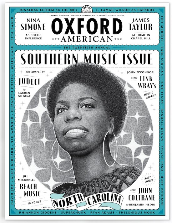 Oxford American's 20th Annual Southern Music Issue: North Carolina