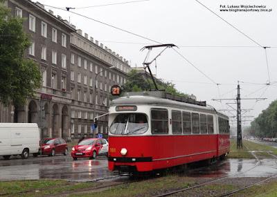 Lohner E1, MPK Kraków