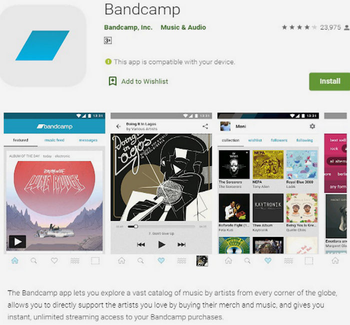 Bandcamp Music Online, Top Best 05 Tips, Free Songs Download