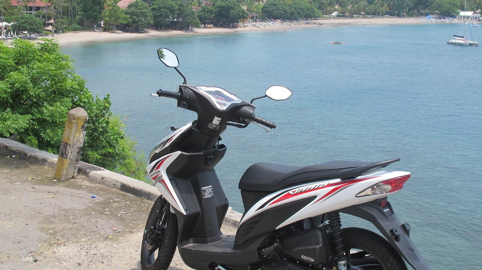Information Motor Bike Scooter Rental In Lombok Island