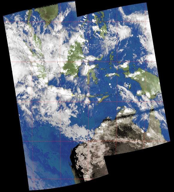 Composite Image from NOAA-15