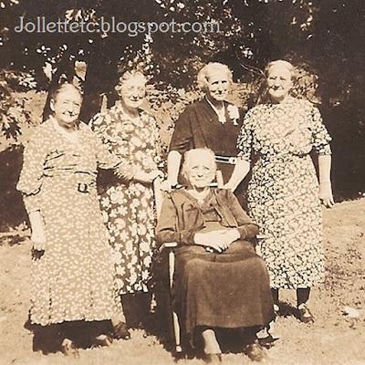 Jollett Sisters 1939 https://jollettetc.blogspot.com