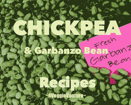 Wondering what to make with chickpeas besides hummus? Find new ways to cook chickpeas in this collection of Chickpea (Garbanzo Bean) Recipes ♥ AVeggieVenture.com. Many Weight Watchers, vegan, gluten-free and low-carb recipes from everyday to good for company.