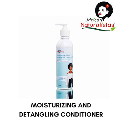 Moisturizing and Detangling Conditioner