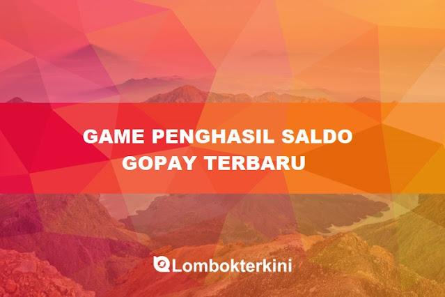 Game Online Penghasil Saldo Gopay 2021