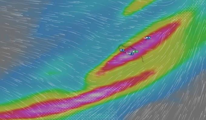 Modelo ECMWF coloca célula de mau tempo sobre a Madeira e Porto Santo