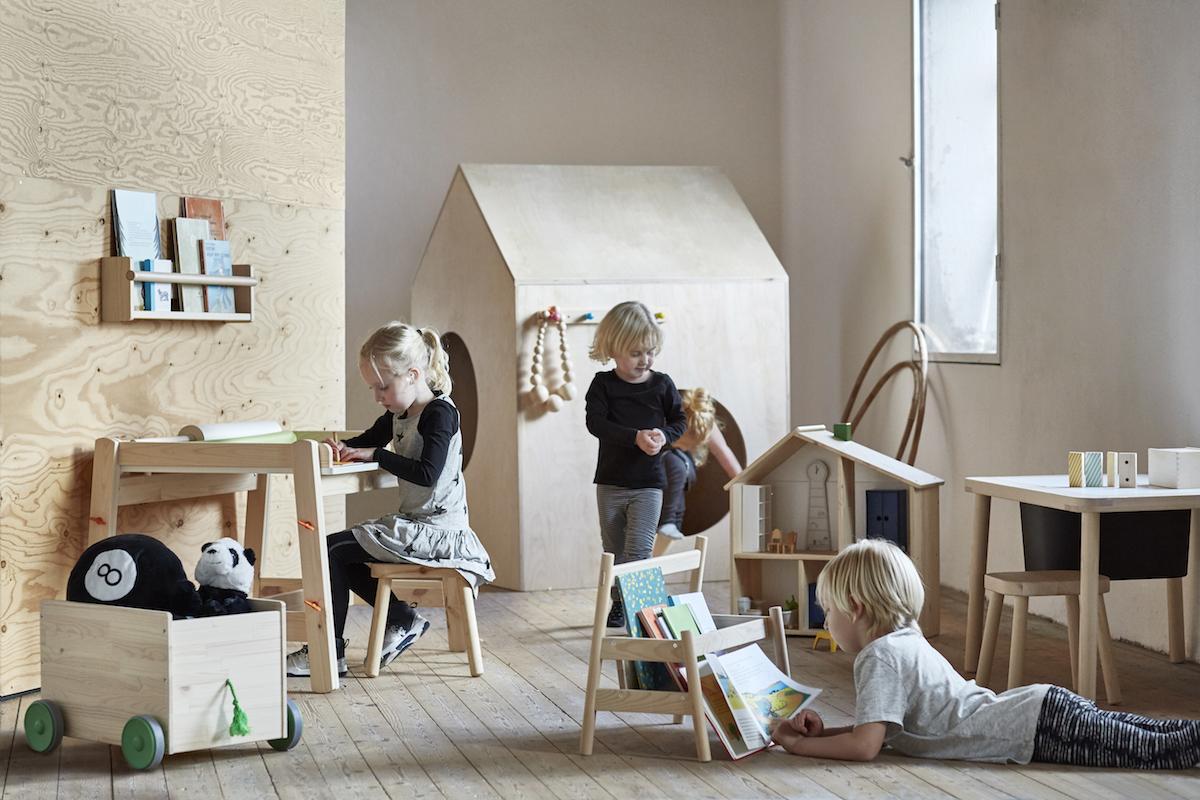 Habitaciones infantiles que nos enamoran (2): Lo nuevo de IKEA