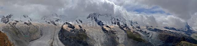 Monte Rosa, Cervino