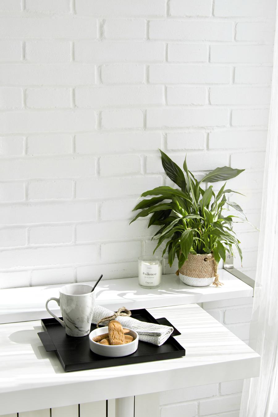 How to decor a small terrace / Cómo decorar una terraza pequeña
