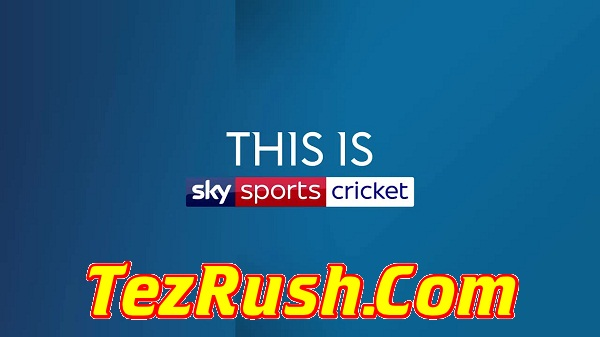 Sky Sports Cricket TV Channel Official Logo 2018 TezRush