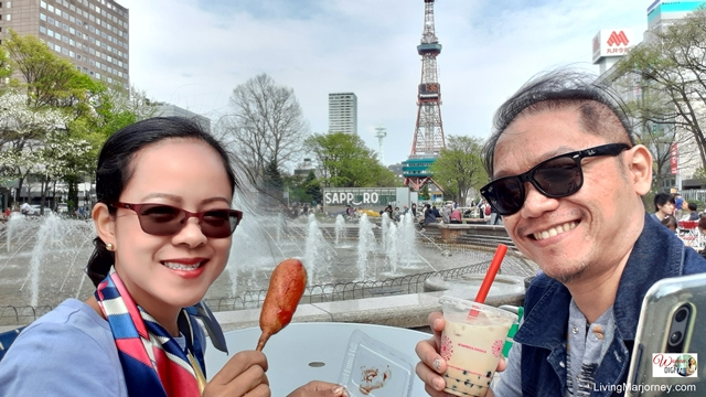 Sapporo Japan Vacation 2019