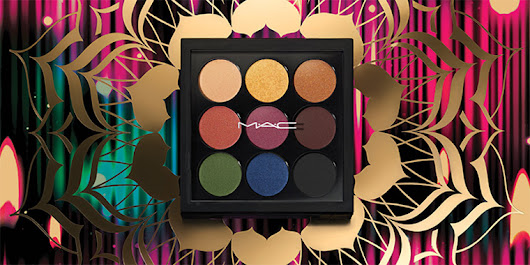MAC Diwali Light Festival Makeup Collection