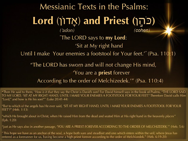 Image result for psalm 110:4