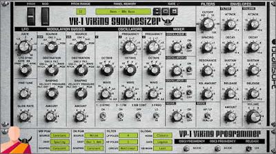 VK-1 Viking Synthesizer Full Version Free Download