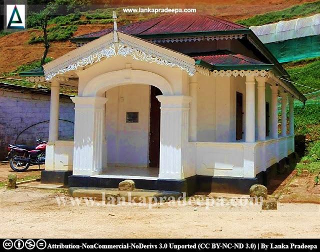 Bambarakele Sri Maha Viharaya, Nuwara Eliya